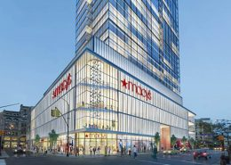 The Macy's Buildings in different states in U.S.A