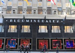 The Bloomingdale's Buildings in different states in U.S.A